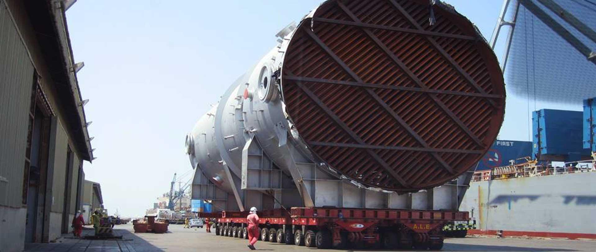projet logistique Mars logistique Algérie